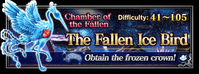 The Fallen Ice Bird