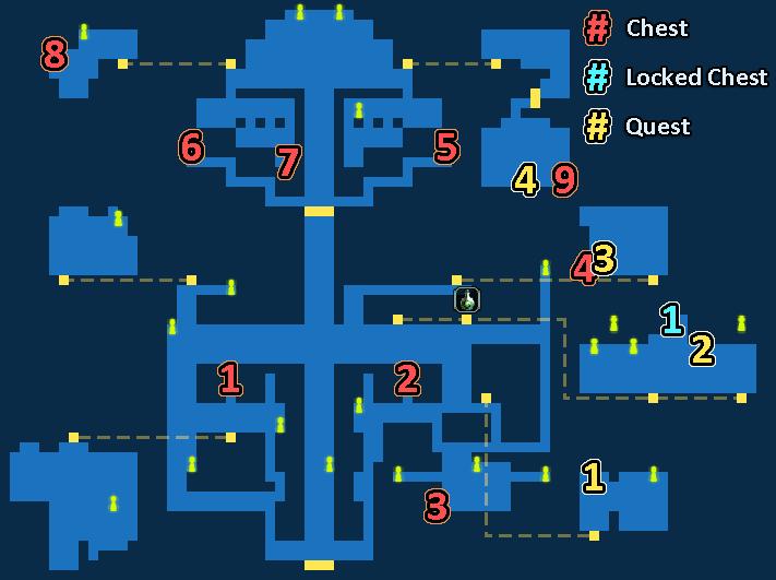 Map of Estavilla