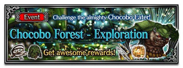 Chocobo Forest - Exploration