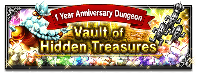 Vault of Hidden Treasures (1 Year Anniversary Dungeon)