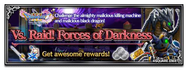 Vs. Raid! Forces of Darkness