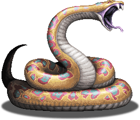 Blotted Viper