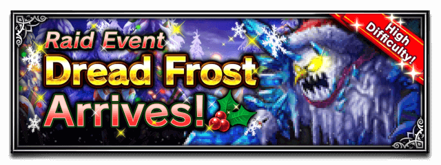 Dread Frost Arrives