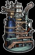 Industrial City Dilmagia