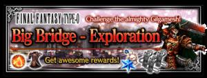 Big Bridge - Exploration