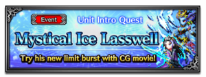 Mystical Ice Lasswell