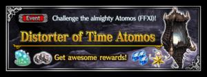 Distorter of Time Atomos