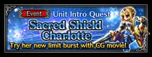 Sacred Shield Charlotte