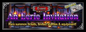 An Eerie Invitation