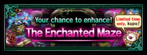 The Enchanted Maze