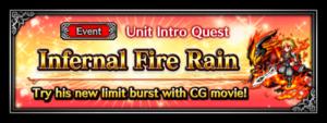 Infernal Fire Rain