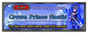 Crown Prince Noctis