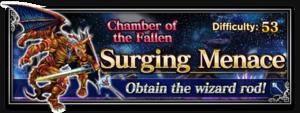 Surging Menace