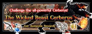 The Wicked Beast Cerberus