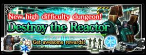 Destroy the Reactor - Exploration (Rerun)