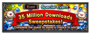 35 Million Downloads Raffle