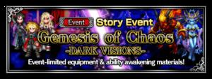 Genesis of Chaos -DARK VISIONS-