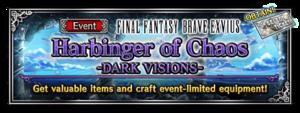 Harbinger of Chaos -DARK VISIONS-