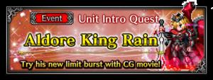 Aldore King Rain