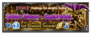 Goldor Manor - Exploration