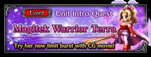 Magitek Warrior Terra