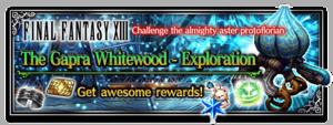 The Gapra Whitewood - Exploration
