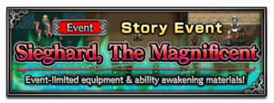 Sieghard, The Magnificent