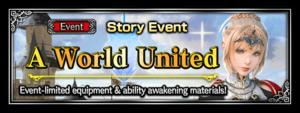 A World United