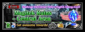 Magitek Ruins - Central Area