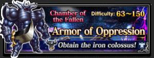 Armor of Oppression