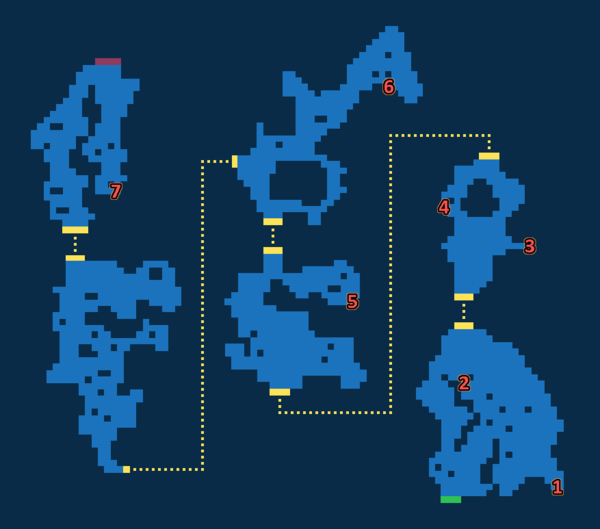 Map for The Phon Coast - Exploration