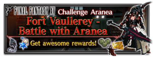 Fort Vaullerey - Battle with Aranea
