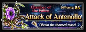 Attack of Antenolla