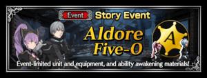 Aldore Five-O