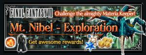 Mt. Nibel - Exploration