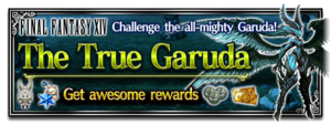 The True Garuda