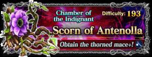 Scorn of Antenolla