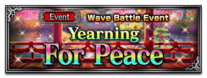 Yearning For Peace (Rerun)