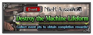 Destroy the Machine Lifeform (Update)