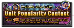 Unit Popularity Contest