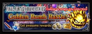 Golden Bomb Battle!