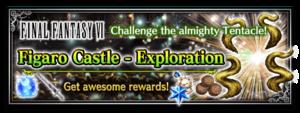 Figaro Castle - Exploration