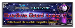 Heartless: Guard Armor