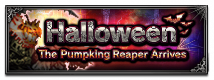 Halloween - The Pumpking Reaper Arrives