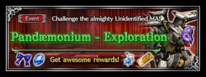 Pandæmonium - Exploration