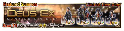 Featured Summon for Deus Ex: Mankind Divided
