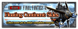 Floating Continent: Skies