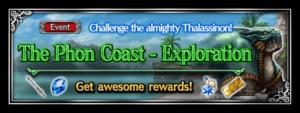 The Phon Coast - Exploration