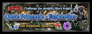 Castle Palamecia - Exploration