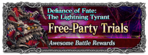 Defiance of Fate - Free-Party Trials